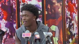 TigerNet: McCloud says focus by game, primed for title game return