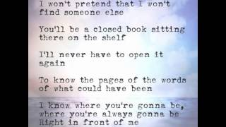 Colbie Caillat - Lyrics - Never Getting Over You - (Lyrics) Video iFeel