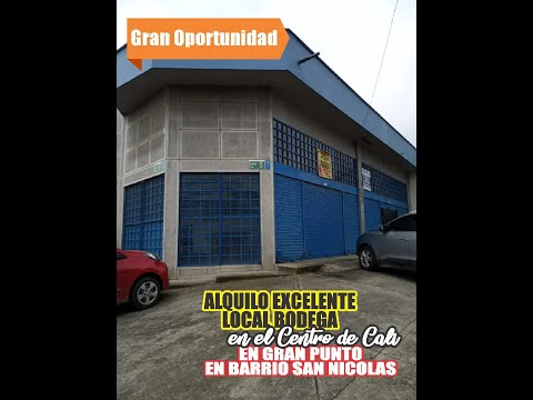 Locales y Bodegas, Alquiler, San Nicolás - $4.000.000