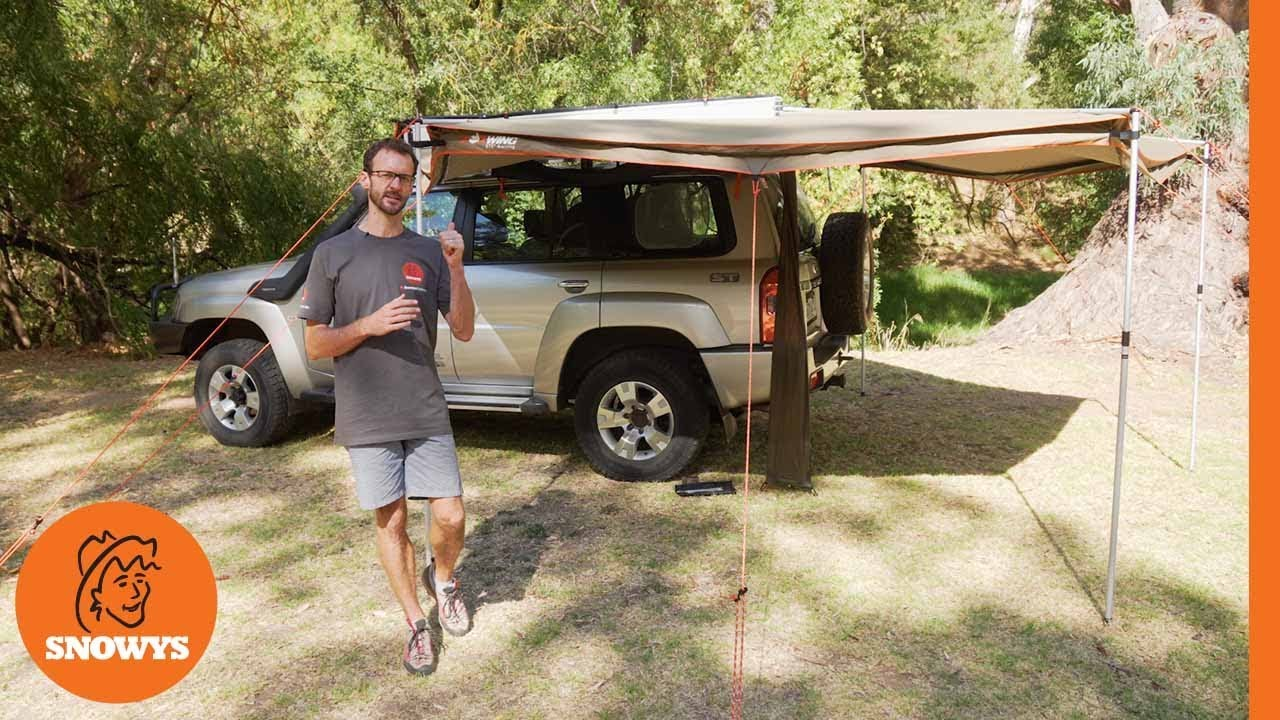 Foxwing 270 Awning Series 2