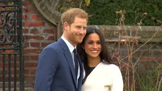 Florist Predicts Floral Designs for Meghan Markle and Prince Harry