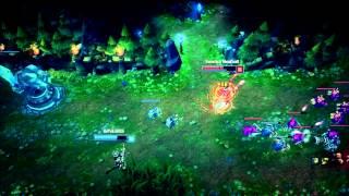 League of Legends - Lucian montage