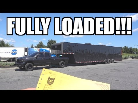 CUMMINS PADDLE SHIFTER INSTALL COMPLETE!! & TEST DRIVE!!! - смотреть