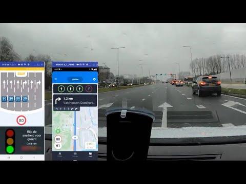 Onderzoek naar een van de toepassingen van intelligente verkeerslichten (iVri): GLOSA