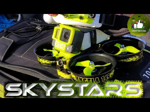 ✅ FPV Квадрокоптер Cine Whoop под Gopro - Skystars Angela | ReelSteadyGo !