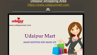 Udaipur Shopping Mall udaipur shops