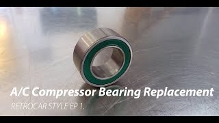 homepage tile video photo for AC compressor Bearing Replacement