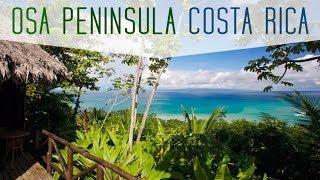Osa Peninsula - Costa Rica by Frog TV