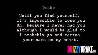 Drake -  Houstatlantavegas Lyrics [Correct]