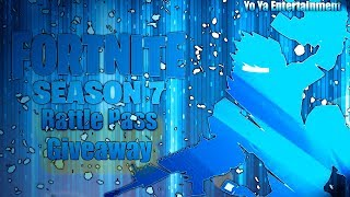 New Battle Pass Fortnite Season 7 Countdown मफत