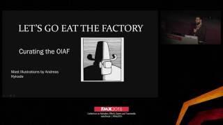 FMX 2016 - Chris Robinson - Let's Go Eat the Factory