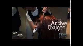 Profesionalni Fen za kosu Active Oxigen-2100 W Gammapiu