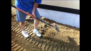 How To Install Mobile Home Skirting - Important Back-filling Instructions
