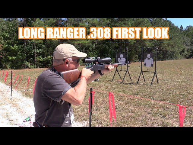 First Look at the Henry Long Ranger