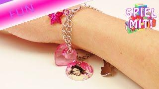 Violetta Armband designen Gold Edition Totum demo | Disney Channel l Deutsch