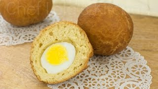 How to Make the African Egg Roll