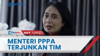 Menteri PPPA Angkat Bicara & Terjunkan Tim untuk Tangani Kasus 3 Anak Diduga Dicabuli Ayah di Lutim