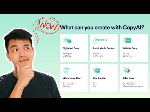 The BEST Ways To Use Copy.ai For Content Creation (6 Examples)