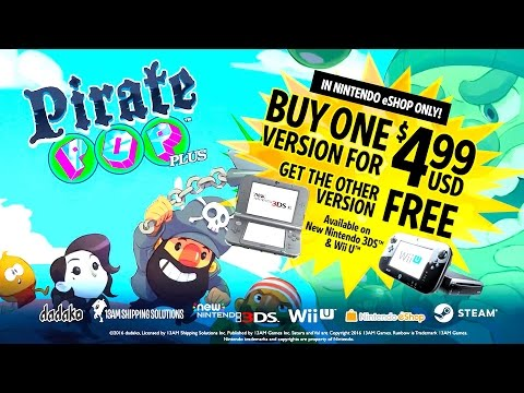 Pirate Pop Plus - Launch Trailer thumbnail