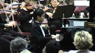 Tommy J. Choi: 2007 Robert Turner Piano Competition Winner