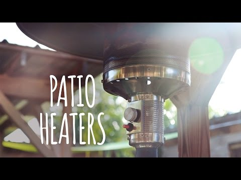 Patio Heater Overview