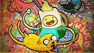 Время Приключений с Финном и Джейком/Adventure Time with Finn & Jake