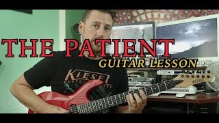 The Patient Tool Guitar Lesson