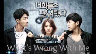 You're All Surrounded OST - What's Wrong With Me - San E feat. Kang Min Hee (MISS $)
