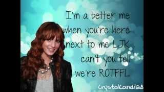 Танцевальная лихорадка, Bella Thorne- TTYLXOX [Lyrics on Screen]