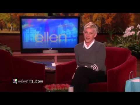 A Ton of Ellen's Favorite Moments (видео)