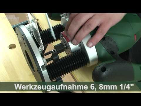 Bosch POF 1400 ACE Oberfräse - w444w DEU