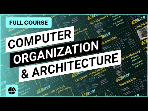 Introduction to Computer Organization and Architecture (COA ...