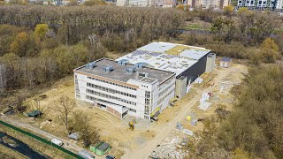 Чому в Хмельницькому затягується будівництво Палацу спорту