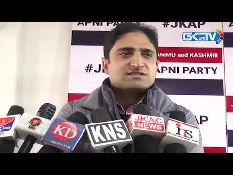 Junaid Mattu joins JKAP, says 'I believe in politics of pragmatism'
