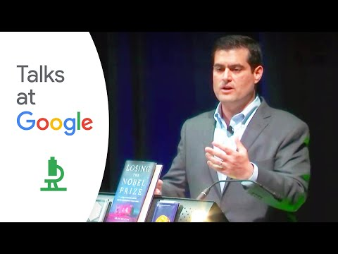 "Brian Keating: ""Losing the Nobel Prize"" 