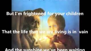 The Moody Blues    Story in Your Eyes with lyrics)