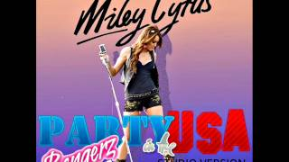 Miley Cyrus - Party in the U.S.A. (Bangerz Tour Studio Version)