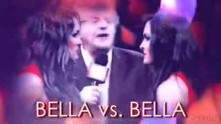 Nikki Bella vs. Brie Bella Custom Promo