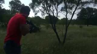 AR 15 Vs AK 47 Penetration/knockdown Power