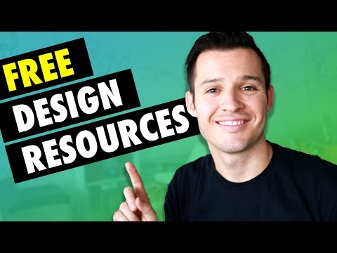 Free Design Resources for Graphic, Web, & Product Design | Inspiration, Assets, Typography, Tools