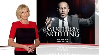 60 Minutes Australia: Much Ado About Nothing | Jerry Seinfeld (2016)