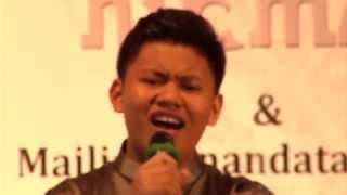 Alif Johan  Insan Yang Mulia Live