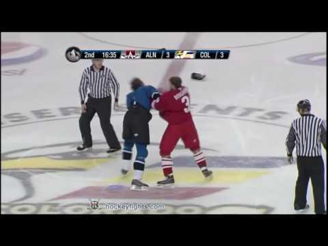 Ryan Tobler vs. Britt Dougherty