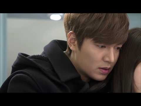 Heirs Ep 10 Eng Sub Eun sang Goes in Tan's Room Then BACK HUG!