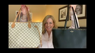 Valentino Vs Louis Vuitton Totes And Purse Organizers