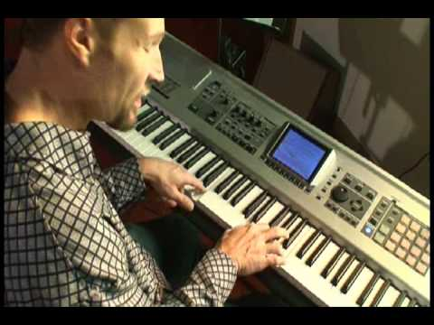 More Worship Lessons on Piano with Ward Fenley (minor chord progressions)