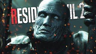MR. X IS ABSOLUTELY TERRIFYING! | Resident Evil 2 (Remake) - Leon Part 3