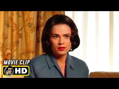 Peggy Carter's Full 1953 Smithsonian Interview [HD] Hayley Atwell
