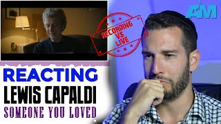 VOCAL COACH Reacts To SOMEONE YOU LOVED   LEWIS CAPALDI
