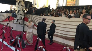 Oscars Live On The Red Carpet